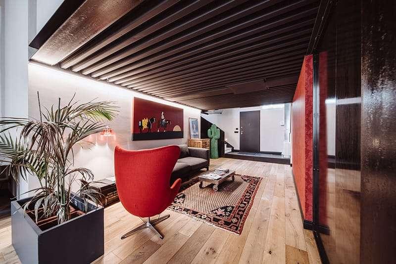 Vendita Loft con Terrazzo Torino Via Valprato - house factory loft vendita torino