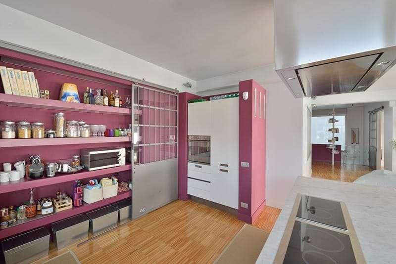Vendita Loft stile New York Torino Via Vicenza - house factory loft vendita torino