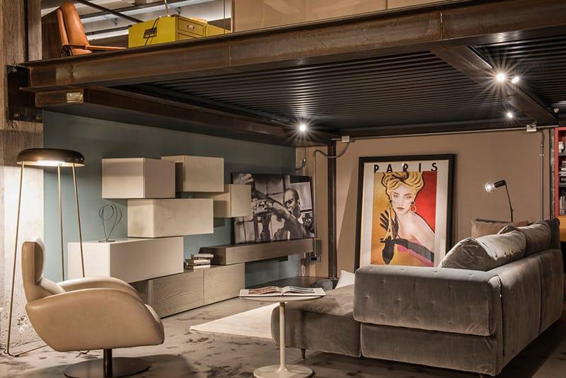 Loft via Valprato - House factory Loft vendita torino