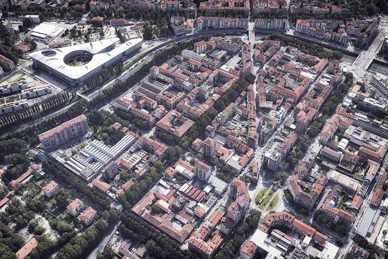 Vendita appartamenti sede Lavazza Torino Via Bologna - House Factory
