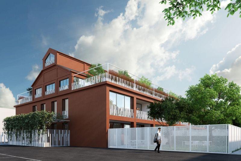 Loft di nuova realizzazione fronte Docks Dora (TO)