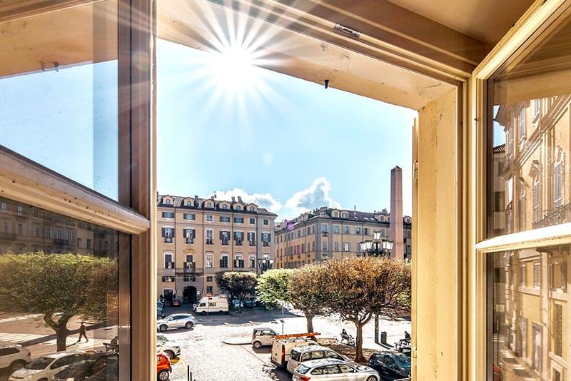 Appartamenti di Charme nel Palazzo Martini di Cigala (TO)