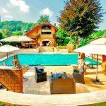 Splendida villa di charme con giardino privato e scenografica piscina (TO) - House factory