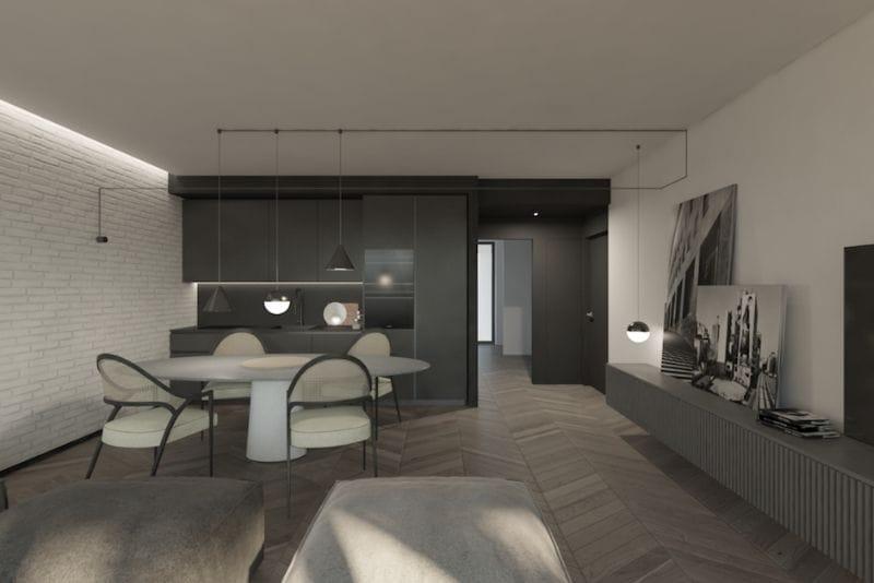 Nuovi appartamenti pressi Nuvola Lavazza (TO)